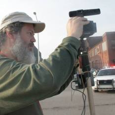 July 18, 2014 Documenting blockade of Homerich Wrecking from committing more Water Shutoffs