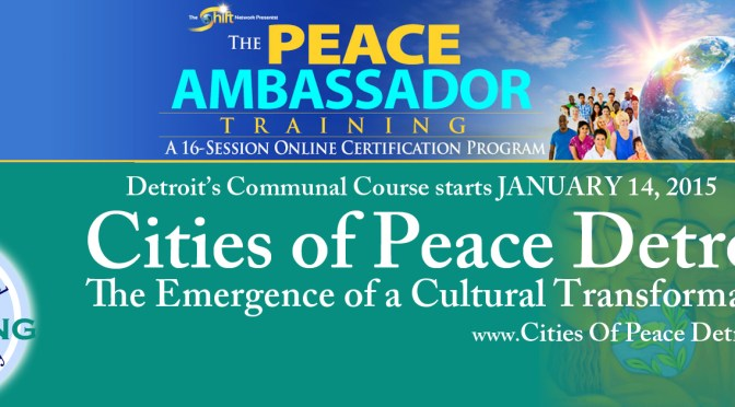 Cities Of Peace Detroit