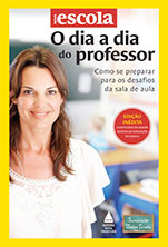 NOVA ESCOLA's new book helps beginning and experienced school teachers reflect on their practice