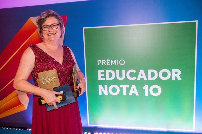 Joice Lamb, Educadora do Ano – 2019