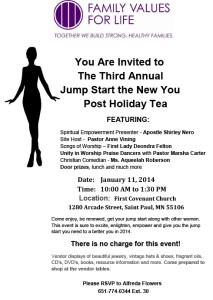 Jump Start The New You