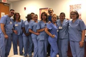 Students at FVI Miami