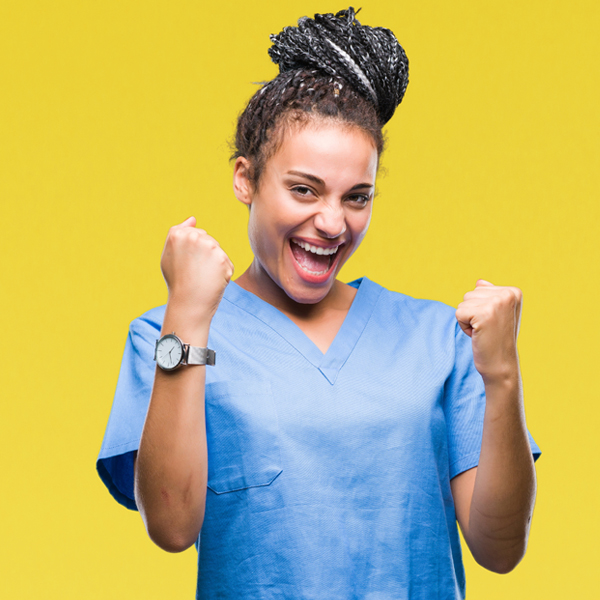 Happy Nurse