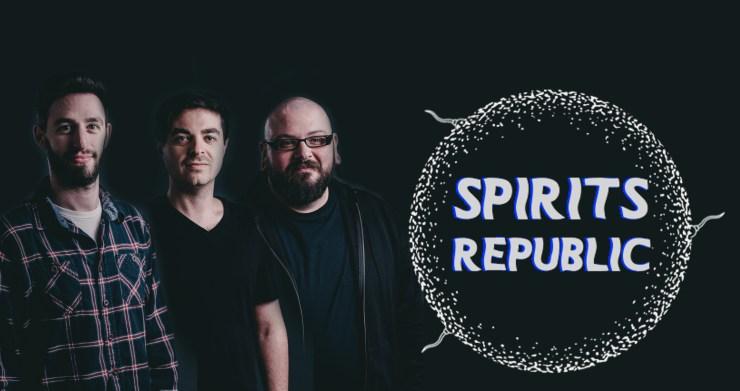 FV MUSIC BLOG - Spirits Republic - 'City Lights' Single Review