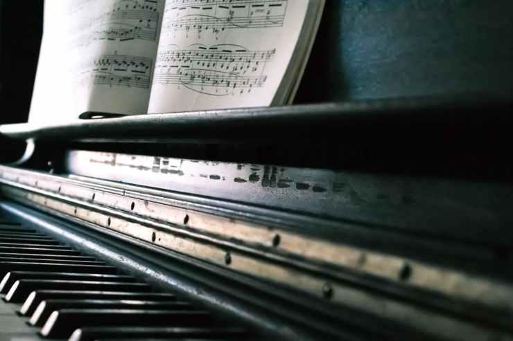 Sheet Music Piano Free!