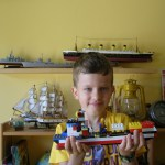Another Lego Engineer
