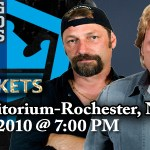 Evening With the Captains – Rochester Auditorium Rochester, NY