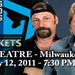 Evening with Sig & Captains – Riverside Theatre Milwaukee, WI