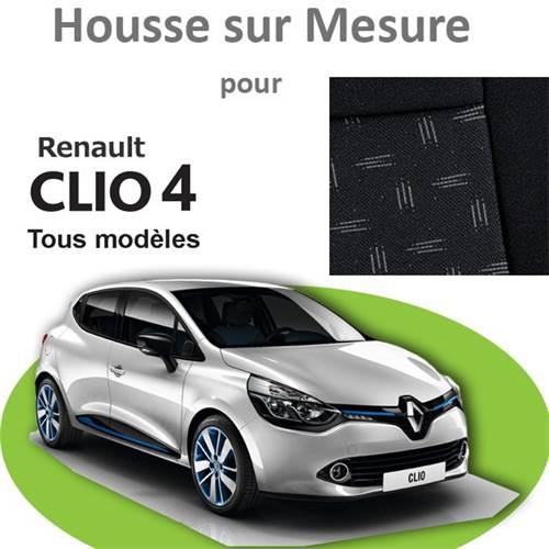 housse premium pour clio 4