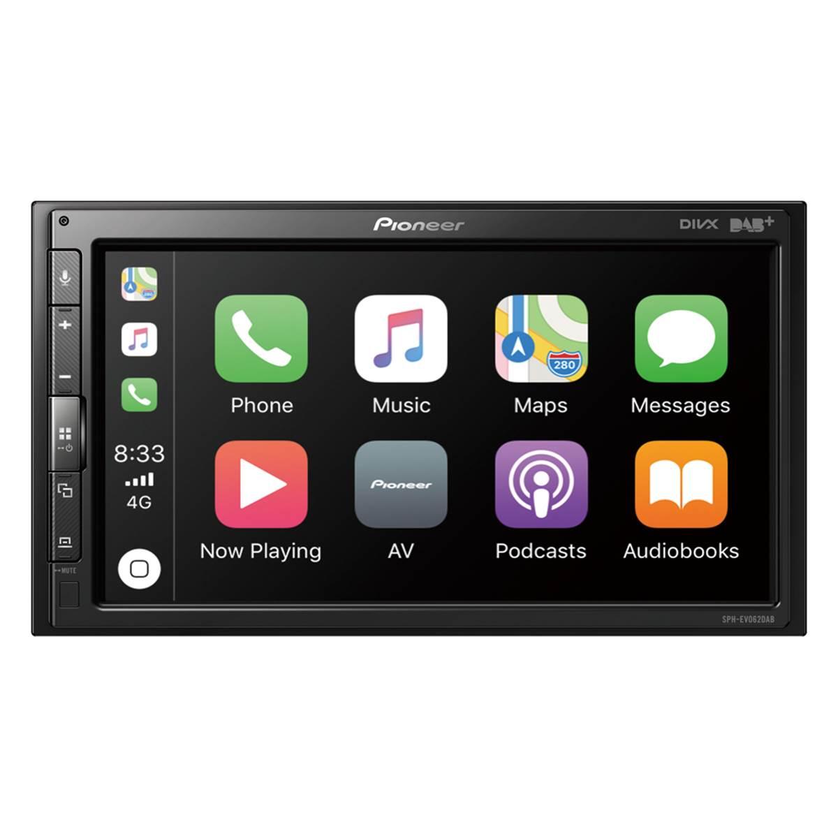 autoradio multimedia pour renault clio iv pioneer
