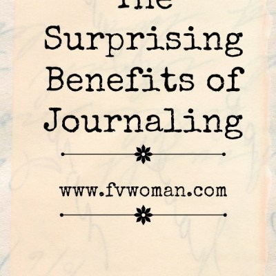 The Surprising Benefits of Journaling…