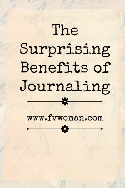 The Surprising Benefits of Journaling