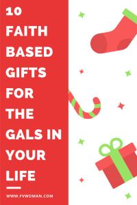 10 faith based gifts