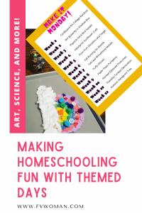 Making Homeschooling Fun