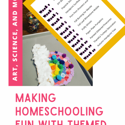 Making Homeschooling Fun With Themed Days