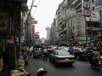 タイ バンコク チャイナタウン