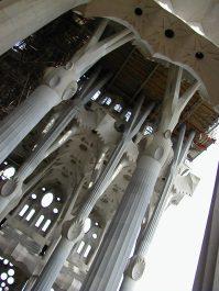 バルセロナ サクラダ・ファミリア 聖家族教会
