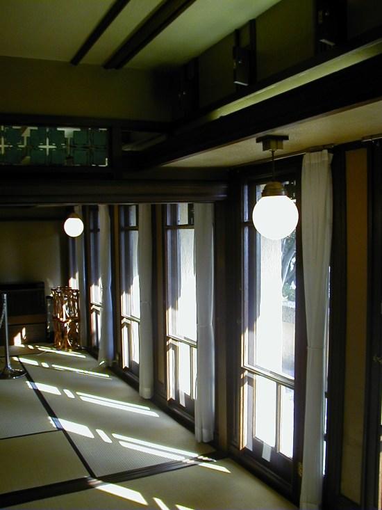 フランク・ロイド・ライト ヨドコウ迎賓館(山邑邸)