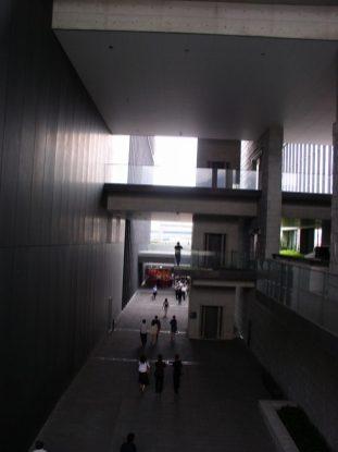 兵庫県立美術館 安藤忠雄
