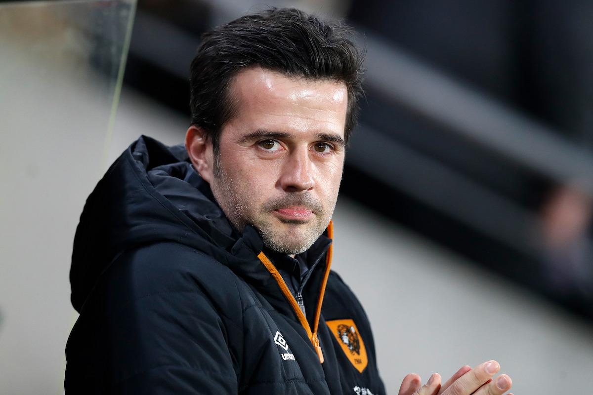 Marco Silva took over Hull City on the 6th of January and because ...