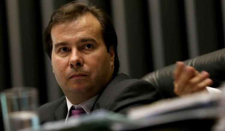 Rodrigo Maia é dos 39 deputados alvo de inquérito na Lava Jato - Foto: Wilson Dias l Agência Brasil