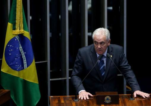 Otto: provas 'robustas' indicariam um comportamento 'politizado' do magistrado - Foto: Wilson Dias | Ag. Brasil | 01.09.2016