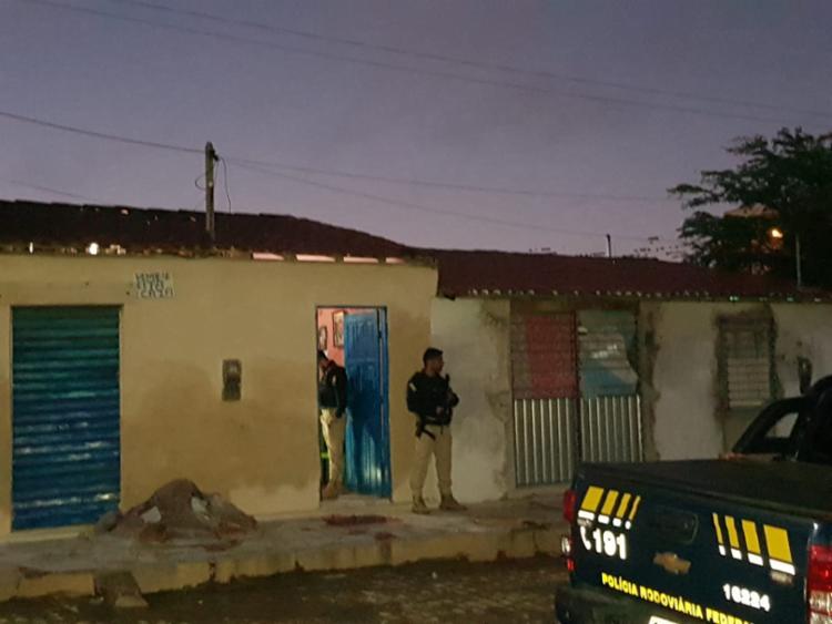 A operação na Bahia conta com 11 promotores de Justiça, 74 policiais militares e 99 policiais rodoviários federais
