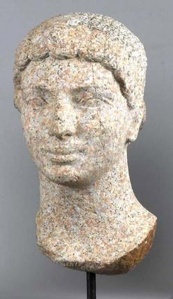 Head of a Woman, abt 1959