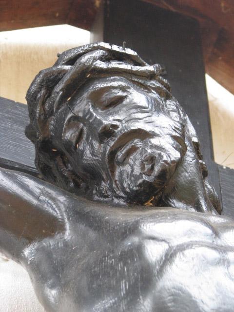 Crucifix, St. Francis Chapel