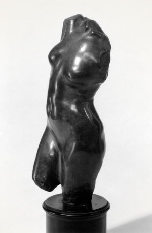 Torso of a Dancing Girl, Bronze, Frederick Warren Allen, Sculptor, 1914