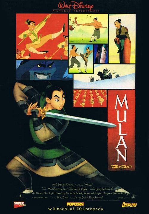 Mulan oglądaj film
