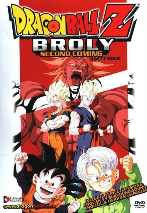 Dragon Ball Z: Brolly – Drugie Starcie oglądaj film