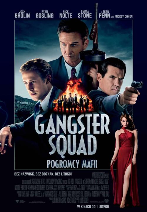 Gangster Squad. Pogromcy mafii cda lektor pl