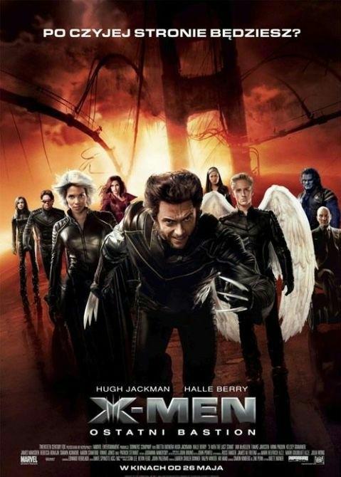 X-Men: Ostatni bastion cały film lektor pl