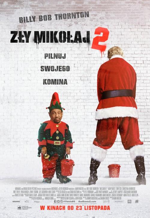 Zły Mikołaj 2 cały film napisy pl