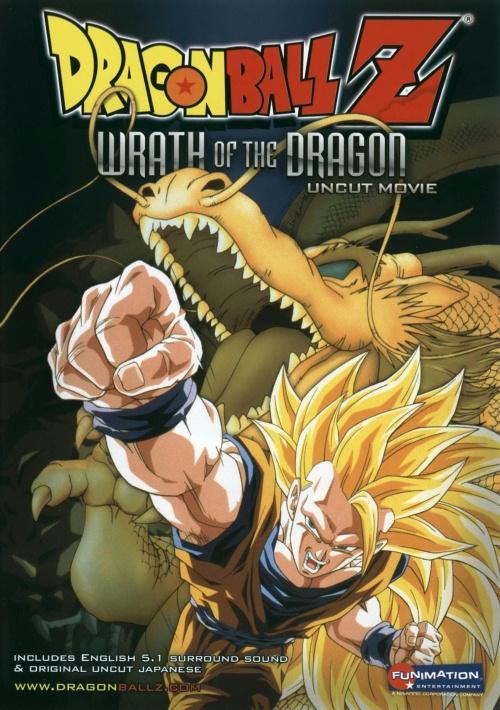 Dragon Ball Z: Atak Smoka cały film lektor pl