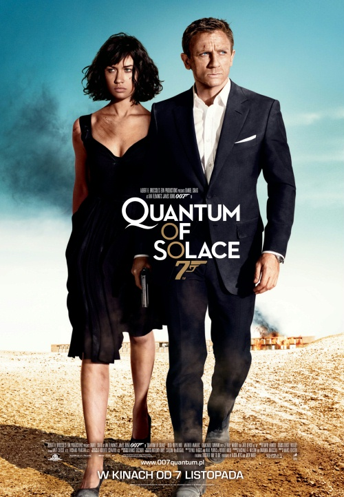 007 Quantum of Solace napisy pl
