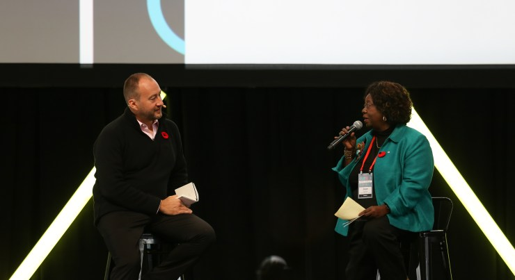 Alistair Croll in conversation with Jean Augustine