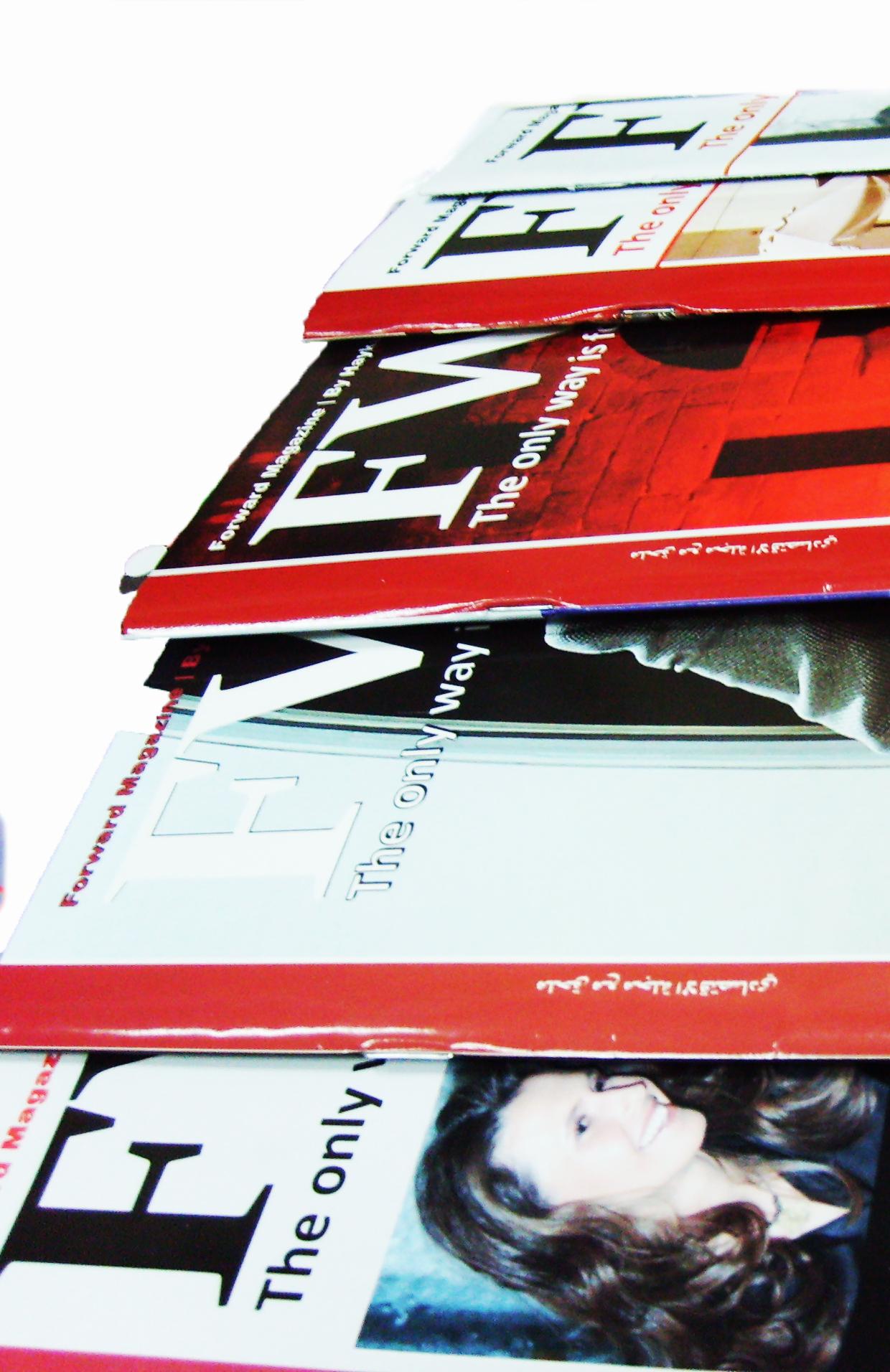 forward magazine, Syria