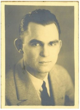 Karl Bolander, from the Fort Wayne Art School Art Lights, 1926