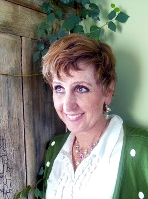 A headshot of the highlighted artist, Jill Ellen Chambers.