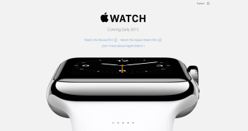 Apple Watch coming early 2015