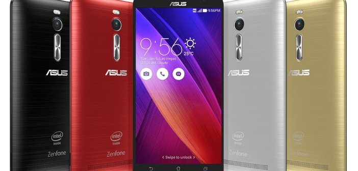 Zenfone 2 colors