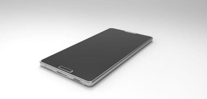 Samsung Galaxy Note 5 concept