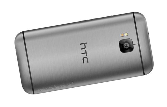 HTC One M9 press render