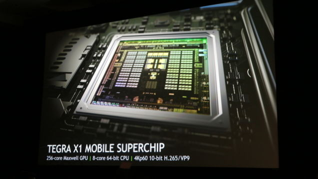 NVIDIA Tegra X1 superchip