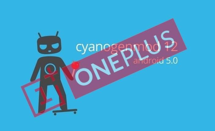 CyanogenMod Android Lollipop OnePlus One