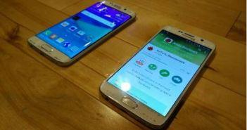 Galaxy S6 vs Dual Edge