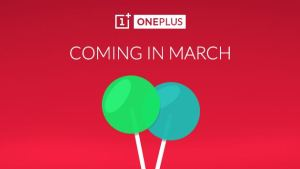 OnePlus One Lollipop