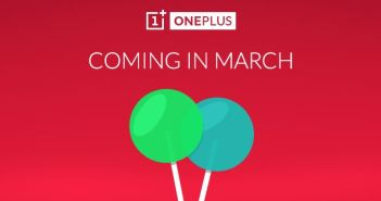 OnePlus One Lollipop